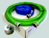 Discharge suction hose kit